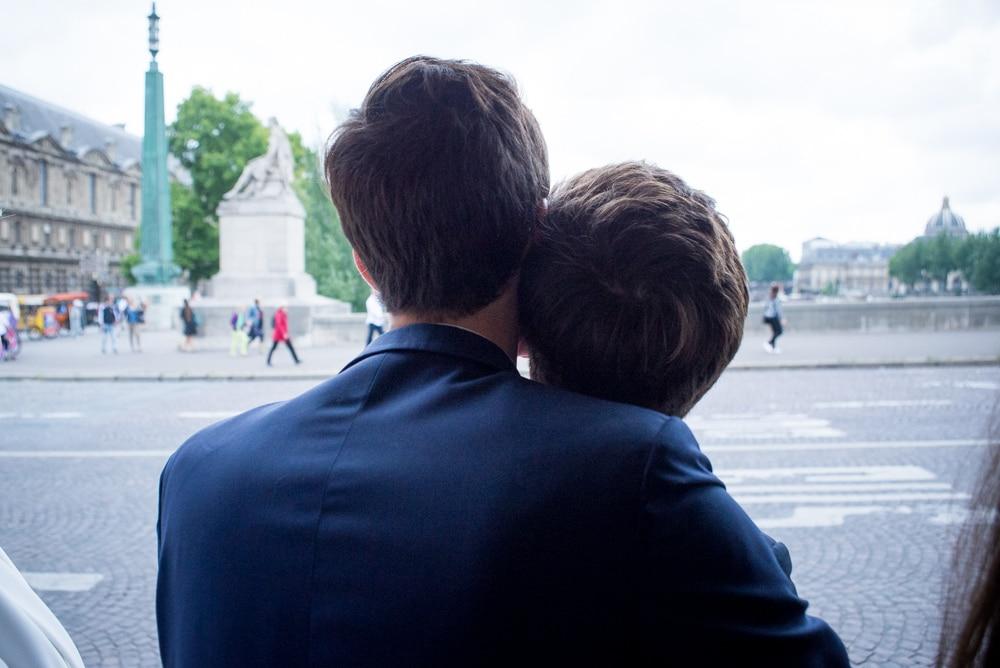 photographe de mariage GAY mariage pour tous Nantes Paris France