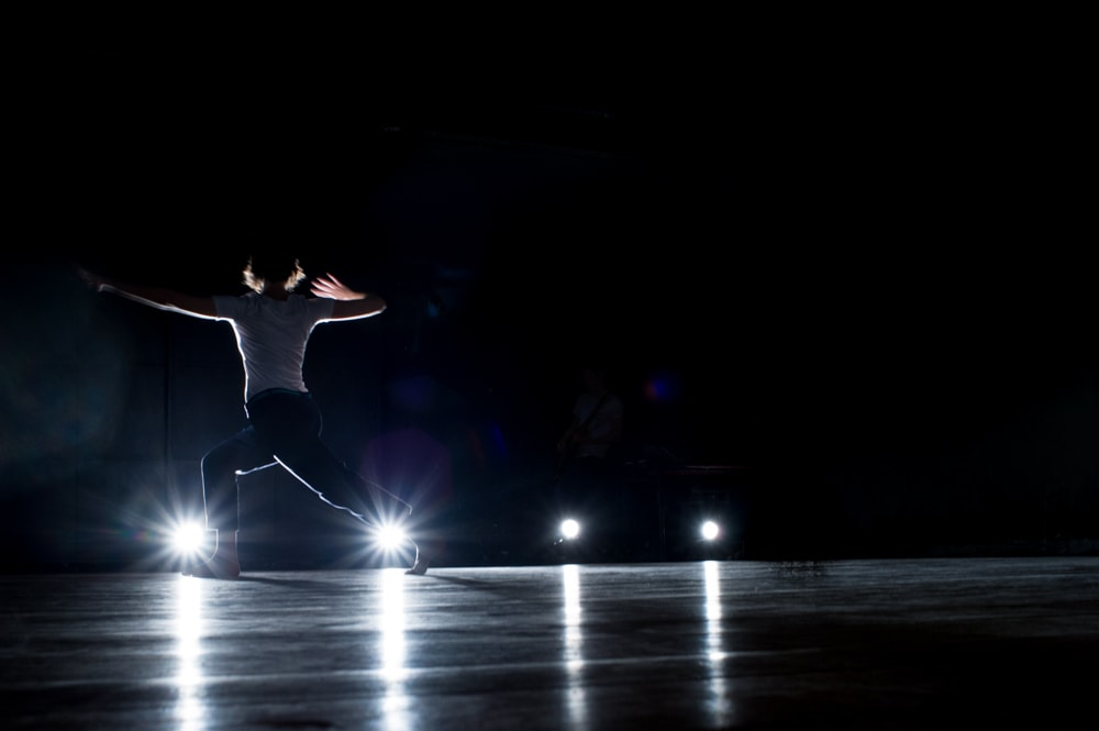 Photographe de danse professionnel