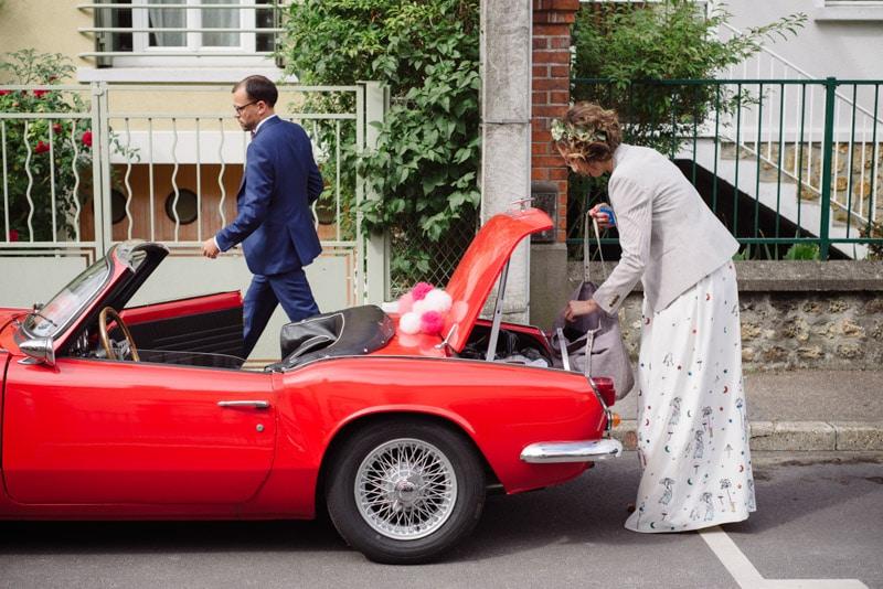 photo de mariage Bohème fluo Spitfire Sartrouville Paris