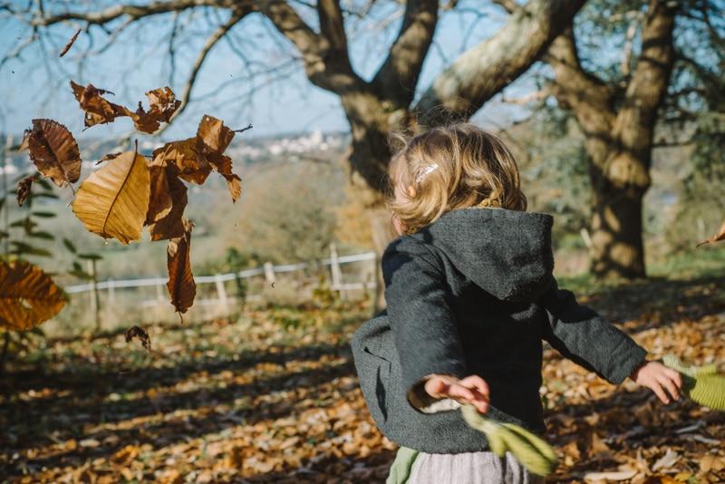 séance photo mère fille à la campagne
