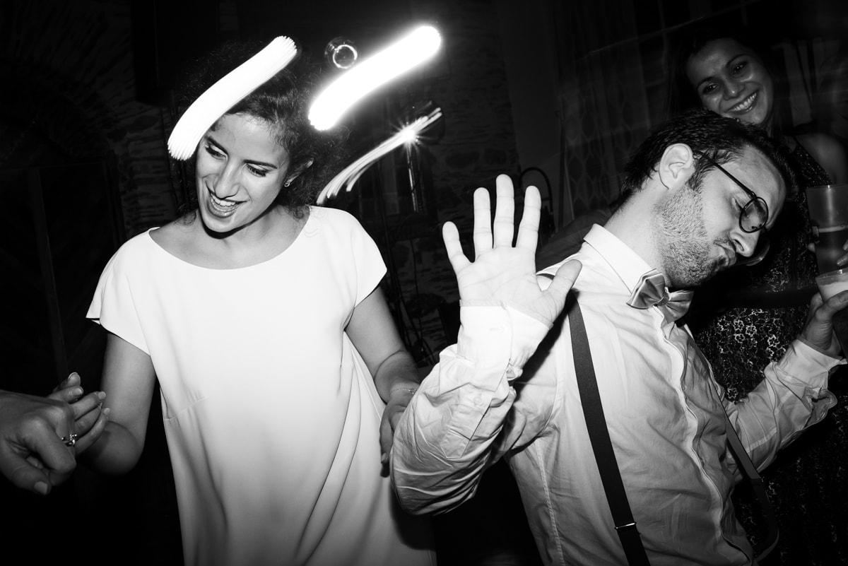 soirée dansante au manoir de la jahotiere